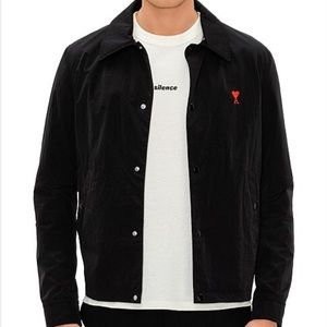 Ami noir jacket